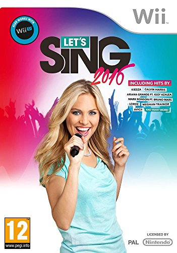 Let's Sing 2016 (Wii)