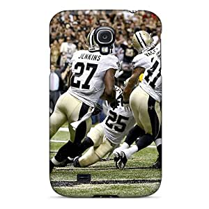 Durable Nfl Week12 New Orleans Saints Back Case/cover For Galaxy S4