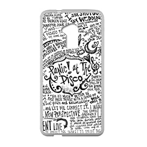 Panic At The Disco Personalized Custom Case For HTC One Max