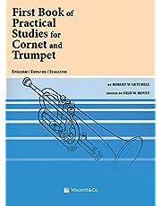 Practical Studies for Cornet and Trumpet, Bk 1: Spanish/Italian/English Language Edition