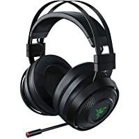 Razer Nari Ultimate: THX Spatial Audio – HyperSense Technology - 2.4GHz Wireless Audio – Cooling Gel-Infused Cushions - Gaming Headset Works with PC, PS4, Xbox One, Switch, Mobile Devices
