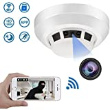 WiFi Spy Hidden Camera Detector HD 1080P Night Vision Cam SD Card Camcorder Mini Video Recorder Camera Motion Detection Activated Surveillance Security Cameras