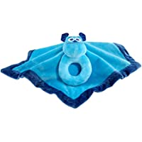 Sulley Security Blanket with Rattle