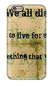 Cute Tpu ZippyDoritEduard Funny Life Quotes Case Cover For Iphone 6