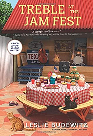 book cover of Treble at the Jam Fest