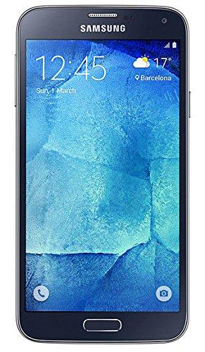 Estuche estanco al agua con entrada de auriculares para Samsung Galaxy S5 Neo + auricular incluido, transparente | Trotar bolsa de playa al aire libre caja brazalete del teléfono caso de cáscara bajo