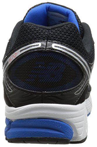 New Blue M670V1 Neutral Balance Men's Shoe Black Running 6Uqw6vrY