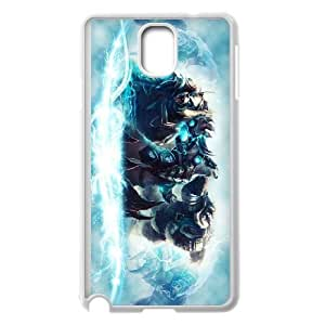 samsung_galaxy_note3 phone case White Volibear league of legends LGF5512975