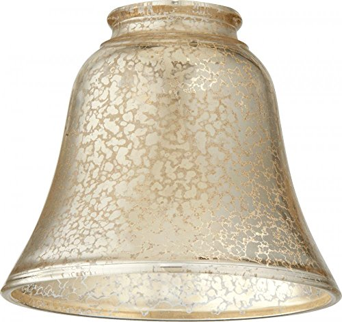 Quorum 2847, Bell-Shaped Silver Mercury Glass ()