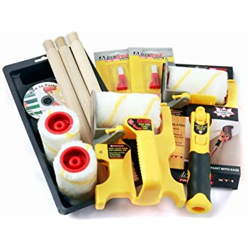 Image of Home Improvements Accubrush XT Paint Edger Deluxe Kit with Free MX Edger