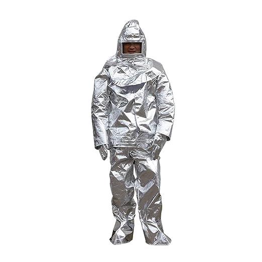 HFUE Traje Protector de Ropa 1000° de Alta Temperatura y ...