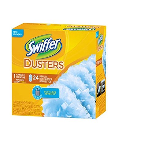 Swiffer Dusters Handle and 24 Refills (Pack of 2)