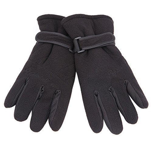 sikiwind Ski and Snowboard Gloves - Winter Warm Full Finger Sports Riding Motorcycle Ski Snow Snowboard Gloves