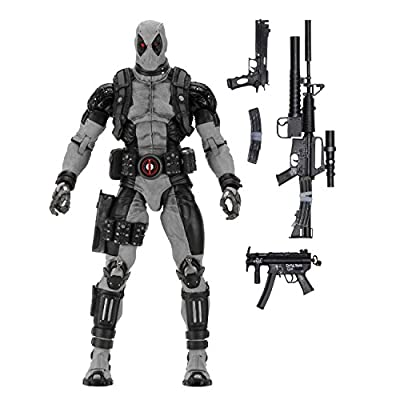 NECA - Marvel 1/4 Scale Action Figure: NECA: Toys & Games