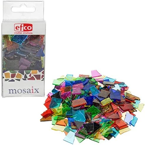MosaixPro 200 g Glass Pieces, Multi-Colour: Amazon.de: Küche & Haushalt