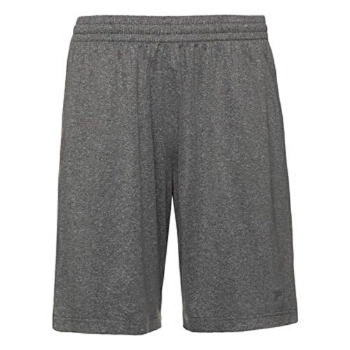 Fila Men's Active Short, Grey Heather, Medium