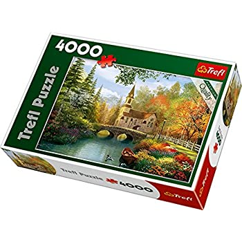 trefl mariner 39 s rest jigsaw puzzle 4000 piece toys games. Black Bedroom Furniture Sets. Home Design Ideas