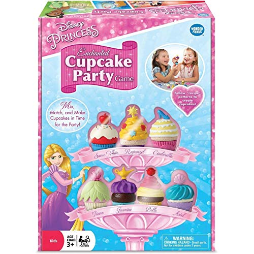 Disney Princess Enchanted Cupcake Party Game ()
