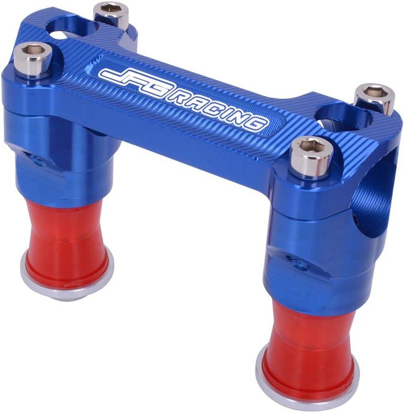 AnXin Handlebar Risers 1 1//8 Handlebar Mount Clamp For Husqvarna FC250 FC350 FC450 TC125 TC250 FX350 FX450 TX300
