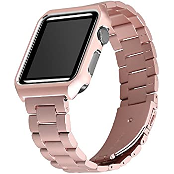 Amazon.com: For Apple Watch Bands 38mm, Maxjoy iWatch