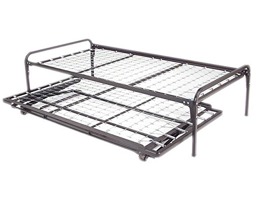 Metal Day Bed (Daybed) Frame & Pop up 33