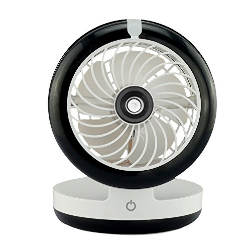 Cool Misting Fans Personal : Topwell humidifier fan usb mini cooling misting