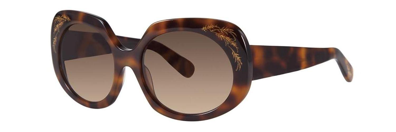 Eyeglasses Zac Posen DOVIMA TORTOISE Tortoise