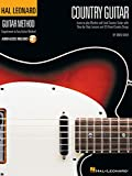 Hal Leonard Country Guitar Method Book & Online Audio(Hal Leonard Guitar Method)