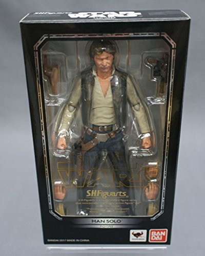 Bandai S.H.Figuarts Star Wars Han Solo(A NEW HOPE)