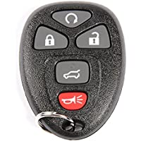 22951509 GM Factory OEM KEY FOB Keyless Entry Remote Alarm Replace