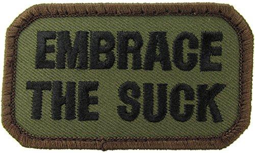 Embrace the Suck Morale Patch )