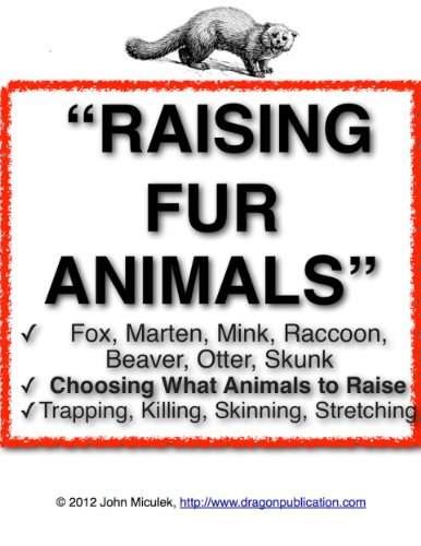 Raising Fur Animals | Fur Farming