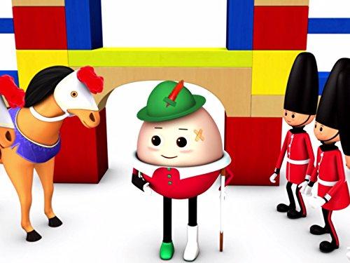 Famous Nursery Rhymes (Humpty Dumpty)