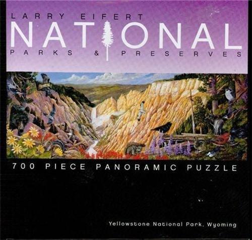 Larry Eifert National Parks & Preserves 700-Piece Panoramic Puzzle - Sugar Pine Point, Lake Tahoe, (Panoramic Sugar)