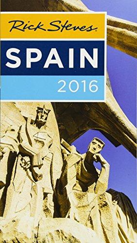 Rick Steves Spain 2016