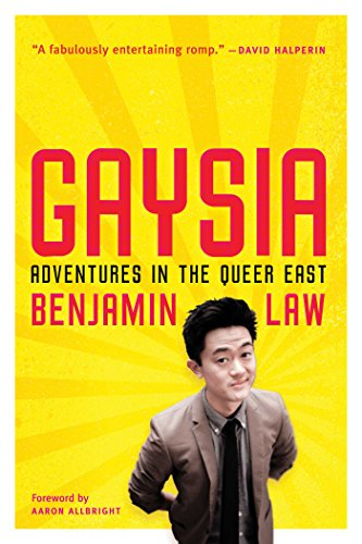 Gaysia: Adventures in the Queer East cover