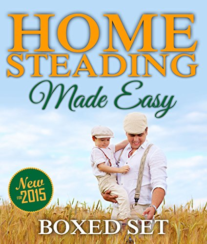 Homesteading Made Easy (Boxed Set): Self-Sufficiency Guide for Preppers, Homesteading Enthusiasts and Survivalists by [Publishing, Speedy]