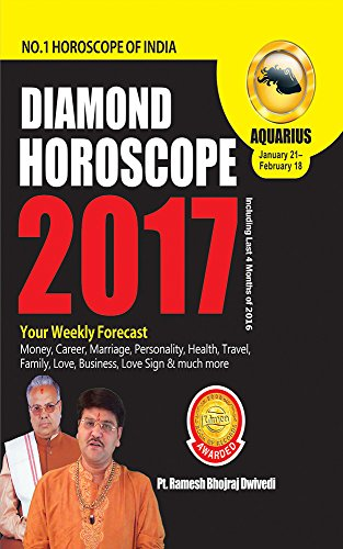 Diamond Horoscope 2017 : Aquarius