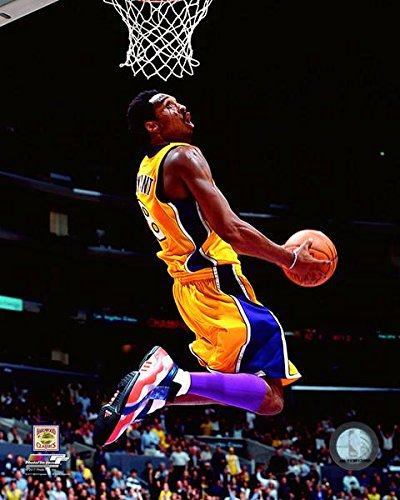 Kobe Bryant Los Angeles Lakers Action Photo (Size: 8