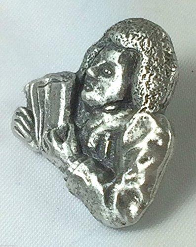 Dr Samuel Johnson 1709 - 1784 Qualité Fait Main Étain Pins Badge