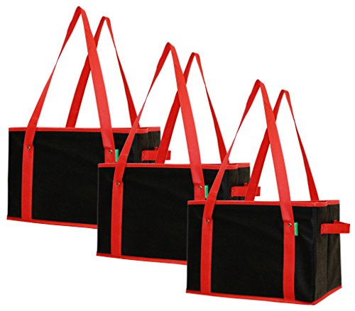 Earthwise Reusable Collapsible Shopping REINFORCED product image