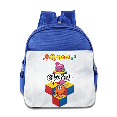 - Qbert Speech Children Classic Backpack School Bag