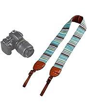 LYNCA LYN-251Z Camera Strap tracolla della fotocamera per Canon Nikon Pentax Sony ecc.