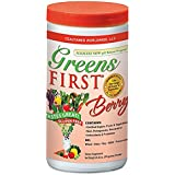 Greens First - Berry - 60 Servings - Probiotic Blend for Healthy Digestion, Phytonutrient & Antioxidant, Nourish, Rebalance & Rejuvenate - 20.32 Ounces