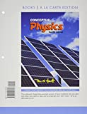 Conceptual Physics, Books a la Carte Plus MasteringPhysics with EText -- Access Card Package, Hewitt, Paul G., 0321935780
