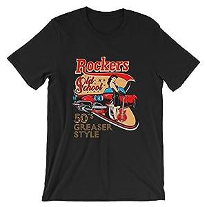 Ground 29 Rocker Old School T-Shirt