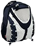 K-Cliffs Navy Sporty Outdoor School Backpack, Bags Central