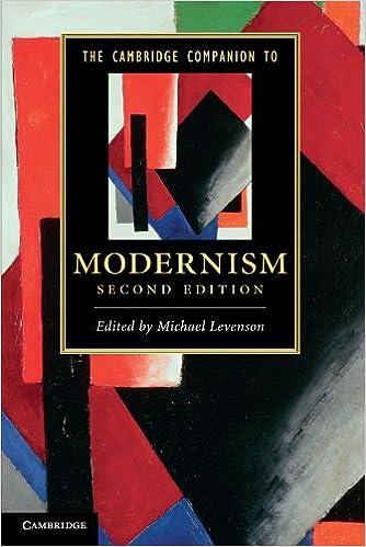 """""""""""IBOOK"""""""" The Cambridge Companion To Modernism (Cambridge Companions To Literature). Windows Pprestar abril punto Clinical"""