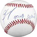 Jonathan Schoop Baltimore Orioles Autographed Baseball with MLB Debut 9-25-13 Inscription - Fanatics Authentic Certified