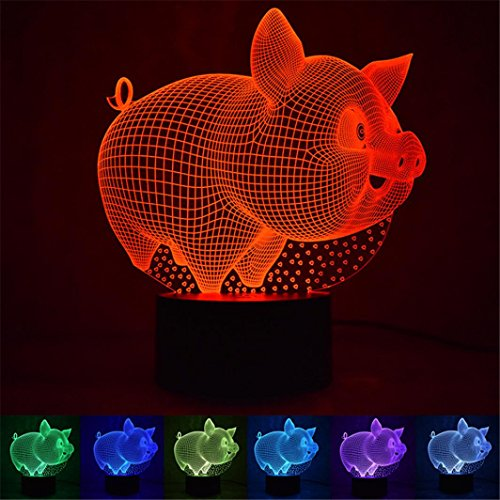 Pig Led Light in US - 1